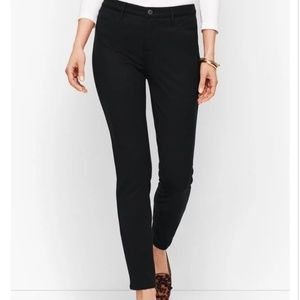 Talbots Highrise Jegging Ankle